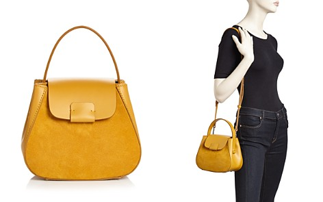 Nico Giani Myria Small Leather & Suede Crossbody - Bloomingdale's_2