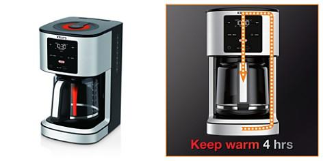 Krups M3 14-Cup Programmable Coffee Maker - Bloomingdale's_2