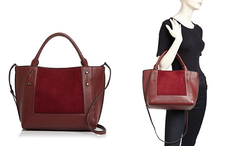 Botkier Park Slope Small Leather & Suede Tote - 100% Exclusive - Bloomingdale's_2