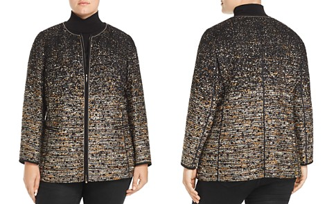 Plus Size Coats Jackets And Blazers Bloomingdales