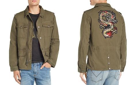 John Varvatos Star USA Garment-Dyed Field Jacket - Bloomingdale's_2