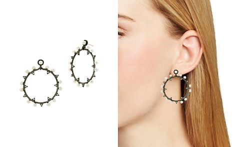 Freida Rothman Textured Hoop Earrings - Bloomingdale's_2