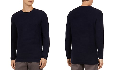 Ted Baker Percypi Textured Crewneck Sweater - Bloomingdale's_2