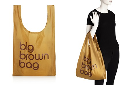 Baggu Big Brown Bag Nylon Tote - 100% Exclusive - Bloomingdale's_2