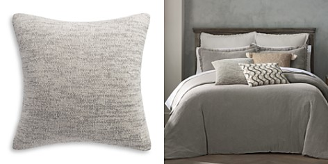"""Habit Collection by Highline Bedding Co. Mingled Knit Decorative Pillow, 18"""" x 18"""" - 100% Exclusive - Bloomingdale's_2"""