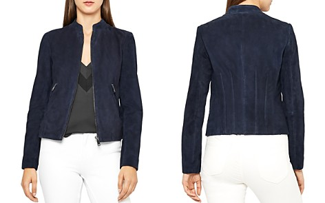 REISS Aries Suede Jacket - 100% Exclusive - Bloomingdale's_2