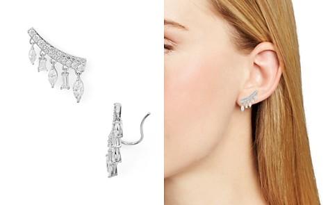 Nadri Revel Single Ear Crawler Earring - Bloomingdale's_2