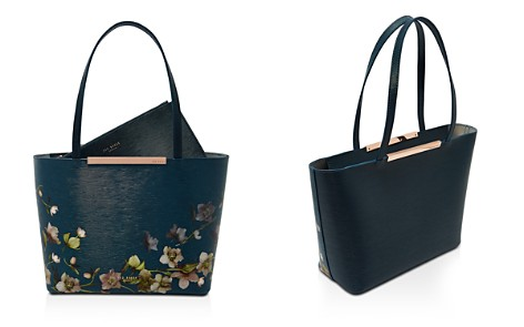Ted Baker Shantal Arboretum Small Leather Tote - Bloomingdale's_2