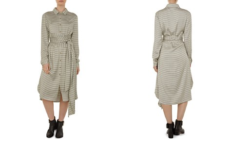 Ted Baker Colour by Numbers Sandre Striped Shirt Dress - Bloomingdale's_2
