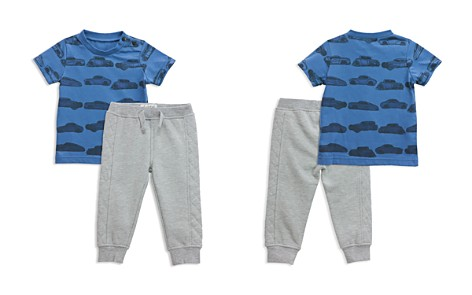 Sovereign Code Boys' Car-Print Tee & Jogger Pants Set - Baby - Bloomingdale's_2