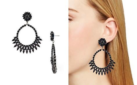Area Stars Avenue Beaded Hoop Drop Earrings - Bloomingdale's_2
