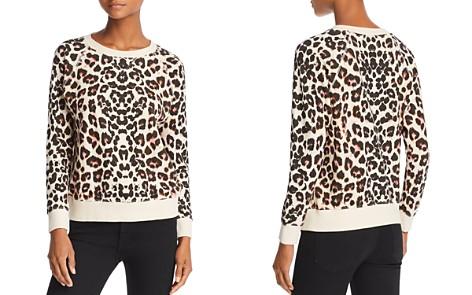 MOTHER The Square Leopard Print Sweatshirt - Bloomingdale's_2