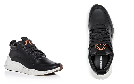 McQ Alexander McQueen Men's Gishiki Hybrid Leather Lace Up Sneakers - Bloomingdale's_2