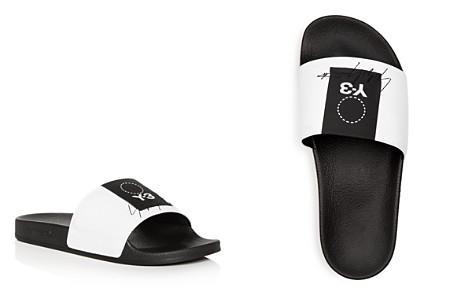 Y-3 Men's Adilette Slide Sandals - Bloomingdale's_2