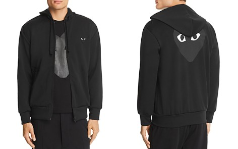 Comme Des Garcons PLAY Tonal Heart Graphic Hoodie - Bloomingdale's_2