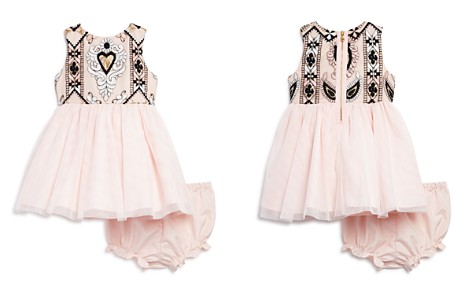 Pippa & Julie Girls' Embroidered Tutu Dress & Bloomers Set - Baby - Bloomingdale's_2