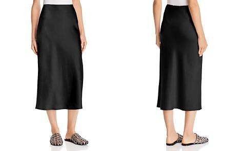 T by Alexander Wang Wash & Go Midi Skirt - Bloomingdale's_2