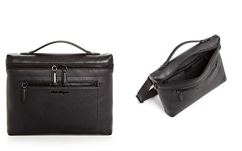 Salvatore Ferragamo Firenze Slim Leather Briefcase - Bloomingdale's_2