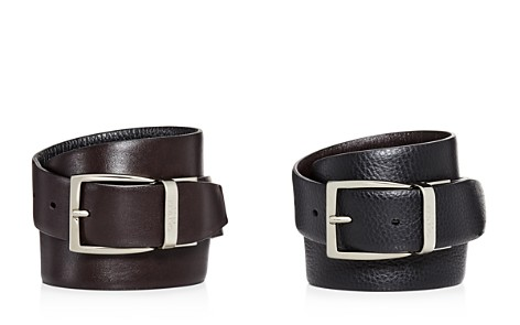 Canali Reversible Leather Belt - Bloomingdale's_2