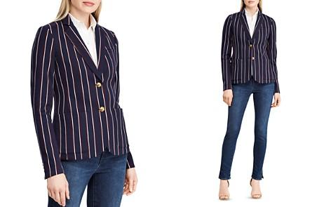 Lauren Ralph Lauren Striped Blazer - Bloomingdale's_2