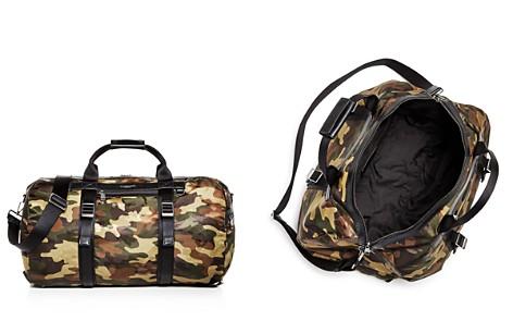 Michael Kors Kent Camo-Print Nylon Convertible Duffel Bag - Bloomingdale's_2