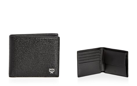 MCM Ottomar Leather Bi-Fold Wallet - Bloomingdale's_2