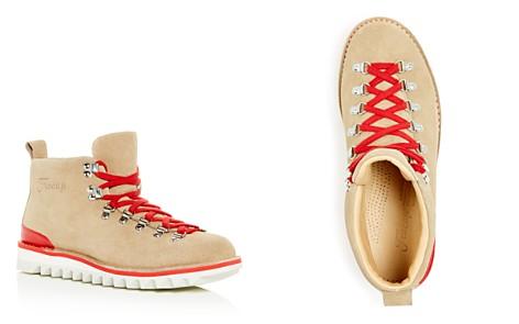 Fracap Men's Suede Sport Boots - Bloomingdale's_2