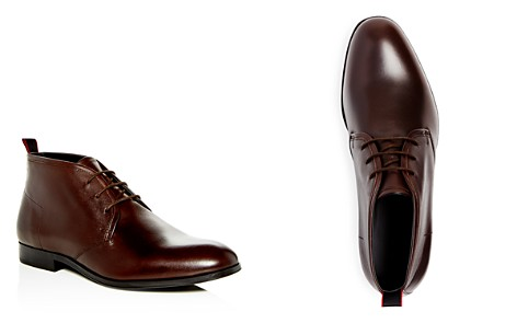 BOSS Hugo Boss Men's Leather Chukka Boots - Bloomingdale's_2