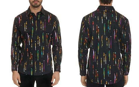 Robert Graham Mansart Classic Fit Shirt - Bloomingdale's_2