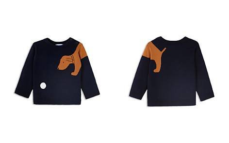 Jacadi Boys' Puppy & Ball Sweater - Baby - Bloomingdale's_2