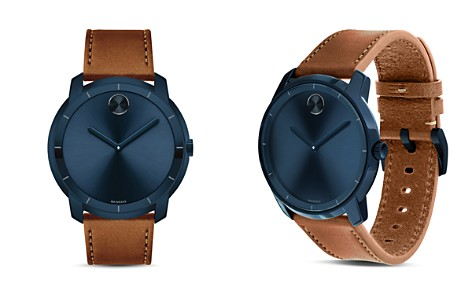 Movado BOLD Large Watch, 44mm - Bloomingdale's_2