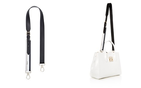 Furla Fiona Adjustable Leather Shoulder Strap - Bloomingdale's_2