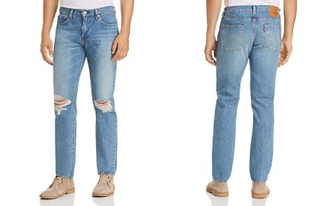 Levi's 511 Slim Fit Jeams in Joey Warp - Bloomingdale's_2