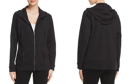 Eileen Fisher Organic-Cotton Zip Hoodie - Bloomingdale's_2