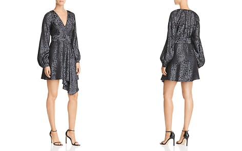Equipment Alexandria Leopard Mini Dress - Bloomingdale's_2