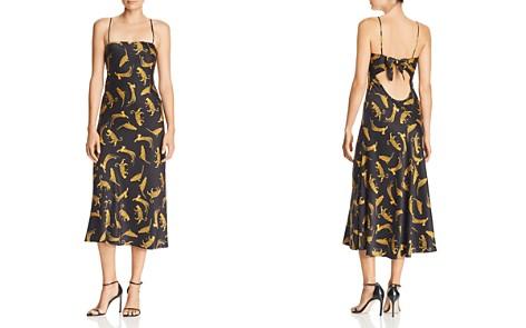 Bec & Bridge Conga Beat Printed Silk Midi Dress - Bloomingdale's_2
