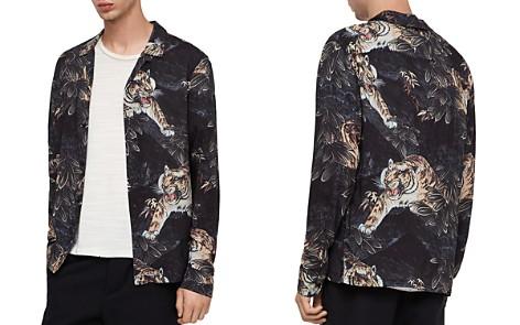 ALLSAINTS Chokai Slim Fit Button-Down Shirt - Bloomingdale's_2