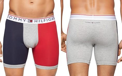 Tommy Hilfiger Logo Boxer Briefs - Bloomingdale's_2