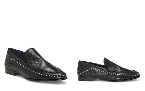VINCE CAMUTO Women's Jendeya Studded Leather Loafer - Bloomingdale's_2