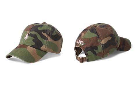 Polo Ralph Lauren Logo Camouflage-Print Cap - Bloomingdale's_2