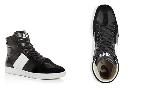 Diesel Men's Millenium Leather High-Top Sneakers - Bloomingdale's_2