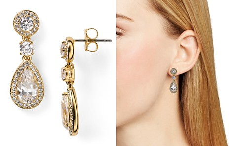 Nadri Framed Drop Earrings - Bloomingdale's_2