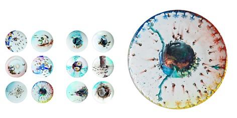Bernardaud L'Art de la Table Le Plat est un Paysage by Marlene Mocquet Coupe Plates, Set of 12 - Bloomingdale's_2