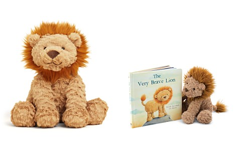 Jellycat Medium Fuddlewuddle Lion - Ages 12+ Months - Bloomingdale's_2