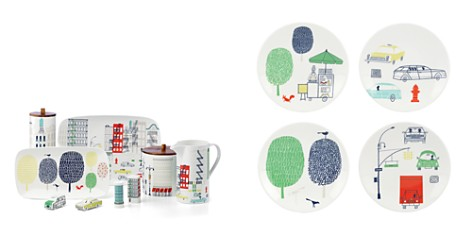 kate spade new york Hopscotch Drive About Town Serveware - Bloomingdale's_2
