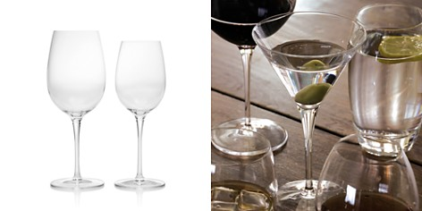 Luigi Bormioli Crescendo Glassware Collection - Bloomingdale's_2