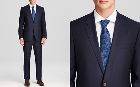 BOSS Huge/Genius Slim Fit Wool Suit - Bloomingdale's_2