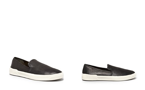 Via Spiga Galeas Perforated Slip-On Sneakers - Bloomingdale's_2