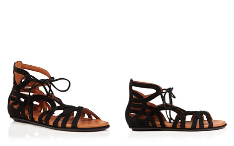 Gentle Souls Break My Heart Nubuck Lace Up Sandals - Bloomingdale's_2