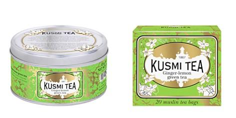 Kusmi Tea Ginger-Lemon Green Tea - Bloomingdale's_2